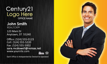 Century 21 real estate business cards gallery business card template century 21 business cards designs logo templates colourmoves wajeb Choice Image