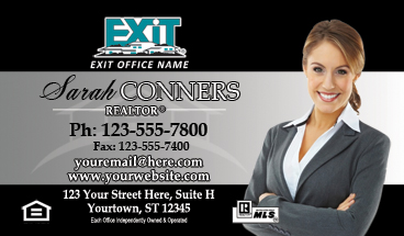 Exit business cards 3g colourmoves